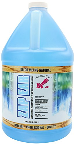 Kelco RTU Zap Ear Cleaner Gallon