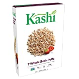 Kashi, Breakfast Cereal, 7 Whole Grain Puffs, Non-GMO Project Verified, 6.5 oz For Sale