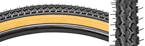 Sunlite Hybrid Knobby Tire Black