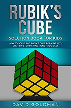 Rubiks Cube Solution Step Step ebook product image