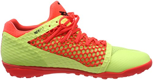 Puma Herren 365 Netfit St American Football Schuhe Gelb (Fizzy Yellow-Red Blast-Puma Black)