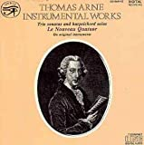 Arne: Instrumental Works By Thomas Arne (Composer),,Paul Nicholson (Performer) (2007-12-03)