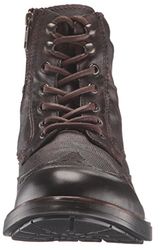 Steve Madden Men's Gastonn Winter Boot, Dark Brown, 13 M US