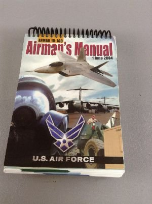 AIRMAN'S MANUAL AFMAN 10-100 pdf