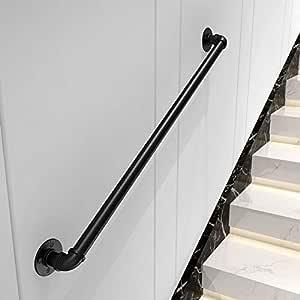 WJFQ Rieles De Ducha Bañera barandilla de Seguridad Barras de sujeción Pastilla de tocador Escaleras Barandillas Mango de Ducha de baño Apoyabrazos Grip, T-Tipo for Ancianos lesionados discapacitados: Amazon.es: Hogar