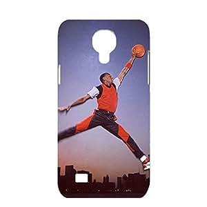 3D Jordan Logo Durable Phone Case for Samsung Galaxy S4 Mini Premium Design Michael Jordan Logo Phone Case