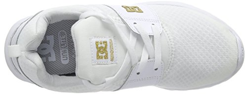 Weiß Women's Universe Sneakers Gold Low Heathrow Top Se DC Wg1 White q1t0Swpw