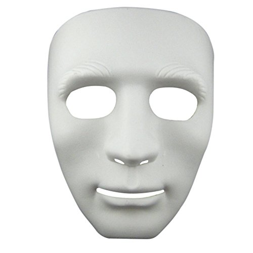 Smartcoco JabbaWockeeZ Bboy Male Mask Hip-hop Street Step Dance Halloween Party Mask For Men (Painted Lion Faces For Halloween)