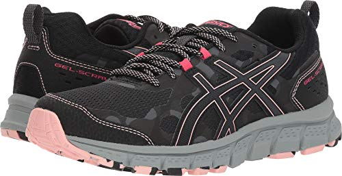 ASICS Women's Gel-Scram 4 Black/Dark Grey 5 B US by ASICS (Image #3)