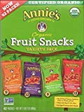 Annie's Homegrown Organic Fruit Snacks Variety Pack, 42 Count