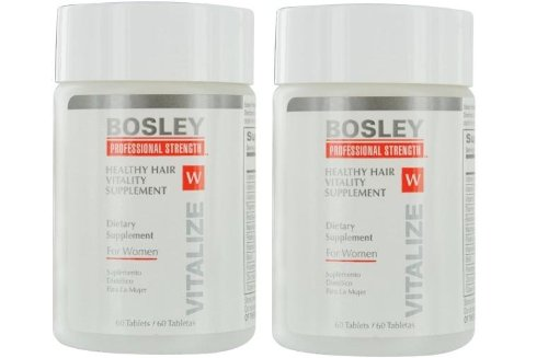 Bosley Healthy Vitality Supplement Women product image