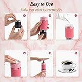 STARESSO Portable Espresso Maker - Mini Espresso
