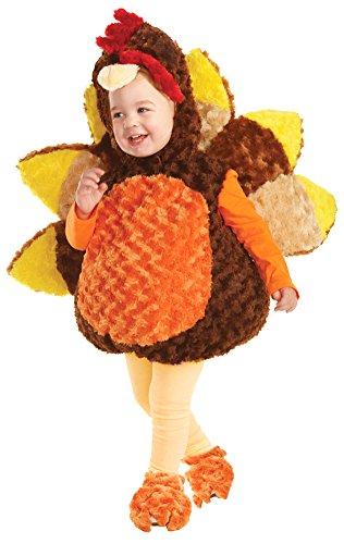 Baby Boys - Turkey Toddler Costume 18-24 Halloween Costume ()