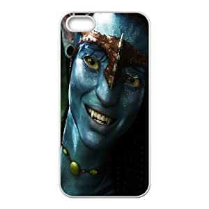 Personlised Rubber Phone Case Avatar For iPhone 5, 5S NC1Q03169