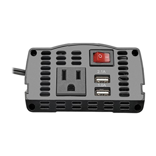 Tripp Power Inverter with Outlet, Auto Ultra Compact