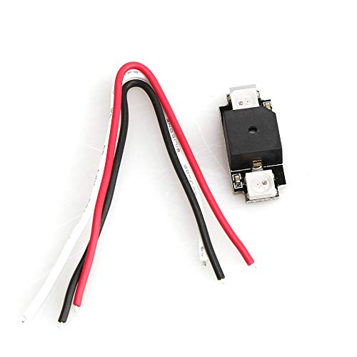 Orcbee  _WS2812 Mini LED Board with 5V 80dB Buzzer Programmable for NAZE32 F3 F4 FC