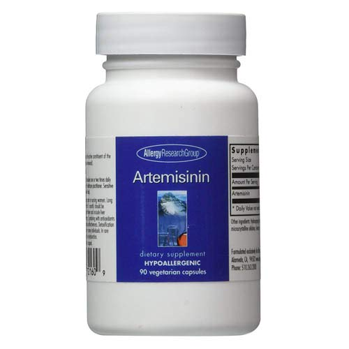 Allergy Research Group - Artemisinin 100 mg 90 caps by Allergy Research Group