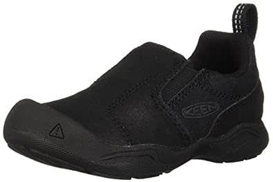 KEEN Shoes Boys' Jasper Slip-On Not Applicable, Black, 8 AU
