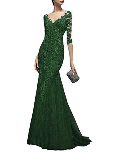 celebrity fashion green dress - 9