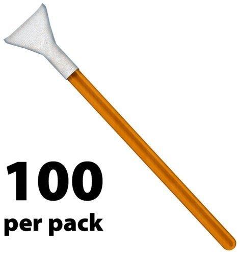 Visible Dust DHAP Vswabs Orange (1.6X) Bulk 100 Pack
