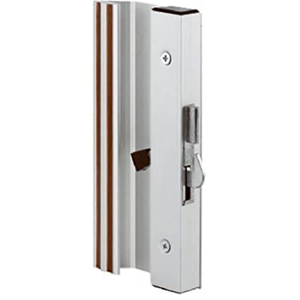 Slide Co 14664 Door Handle Set, Low Profile/Low Base, Alumimum