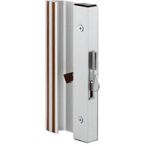 Slide-Co 14664 Door Handle Set, Low Profile/Low Base, Alumimum