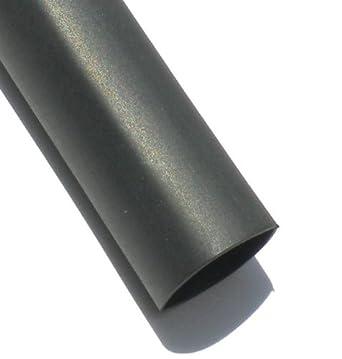 dunbar m2305341070 31 heat shrink 1 inch black