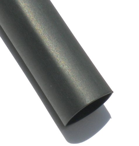 Dunbar M23053/1-203-0 2:1 Heat Shrink 1/2 inch Black 100 Ft Spool