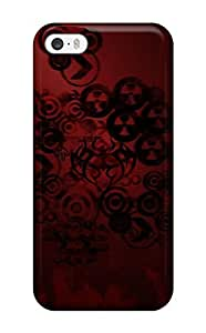 Caronnie FrRtziL7430bksMu Case Cover Skin For Iphone 5/5s (vector)