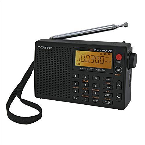 C Crane CC Skywave AM, FM, Short...