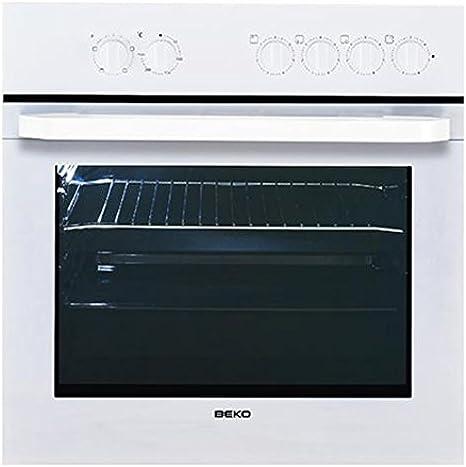 Beko - Conjunto De Horno Estático + Placa Vitrocerámica Ouc21023W: Amazon.es: Grandes electrodomésticos