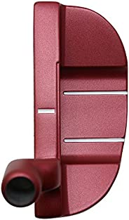 Bionik 105 Red Golf Putter Right Handed Semi Mallet Style with Alignment Line Up Hand Tool 35 Inches Senior Me