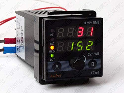 EZboil, Power Regulator for Boiling Process Automation w/Relay Output, DSPR300