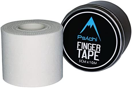 Psychi Zinc Oxide Sports Strapping Finger Tape For Gym Crossfit Weightlifting