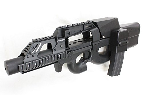 S&T P-90 Tactical 電動ガン BK(刻印無) B07D54MG25