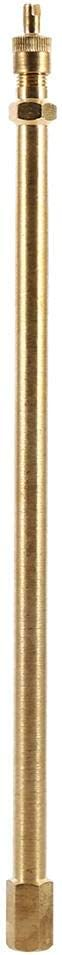 Tire Valve Extension 100mm//3.94 140mm//5.51 200mm//7.87 Brass Auto Tire Valve Stem Extension Pole Caps Extender Straight Bore 200mm