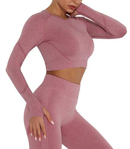 KIWI RATA Vrouwen Scrunch Butt Lift Gym Leggings TIK Tok Hoge Taille Naadloze Yoga Broek Ruches Booty Push Up Tummy…