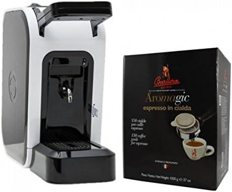 Barbera Macchina caffè CIALDE – Spinel Ciao + AROMAGIC CIALDE caffè 150 PZ