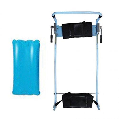Jinon Lumbar Traction Device,Lumbar Extension Machine Efficient Cervical Spine Lumbar Spine Cervical and Lumbar Traction Bed Body Stretching Device Equipment for Reducing Lumbar (Lumbar Spine Traction)
