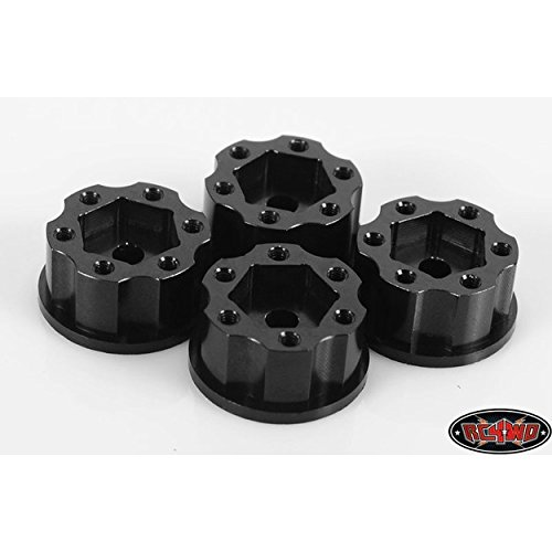 RC4WD Z-S0779 1.9/2.2 6 Lug Steel Wheel Hex Hub +6 Offset RWDZ-S0779 (Axial Scx10 Deadbolt Rtr 4wd Electric Rock Crawler)