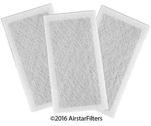 17-1/2 x 23 x 1 - Pristine Air Air Cleaner Replacement Filter Pads , (3) Pack