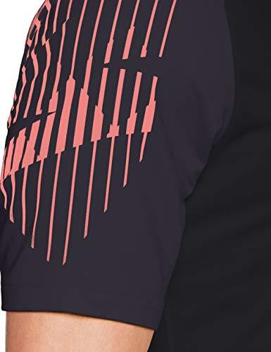 sponsor Nero T shirt Nike volt senza Guardian uomo T nero da 4x1Bvfxqw