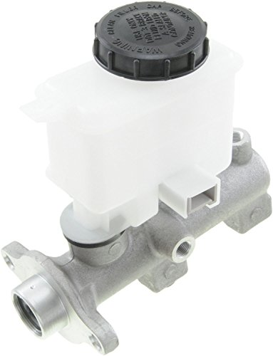 NAMCCO Brake Master Cylinder Compatible with 1997-2003 FORD Escort Automatic Transmission, Rear Drum Brakes and without Antilock Brakes MC390515, M390515