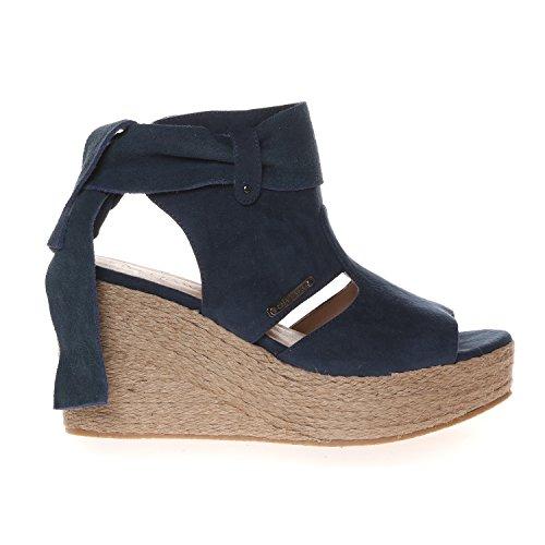 CHATTAWAK Charlotte - Zapatos Mujer Bleu (Navy)