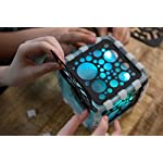Bose BOSEbuild Speaker Cube - A Build-it-yourself Bluetooth Speaker for Kids 16 Build a Bluetooth speaker with Bose-quality sound Personalize your Speaker Cube with cool lights and interchangeable covers Included app (for Apple devices) guides you through hands-on activities