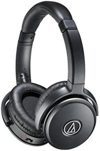 Audio-Technica ATH-ANC50iS QuietPoint Active Noise-Cancelling Headphones