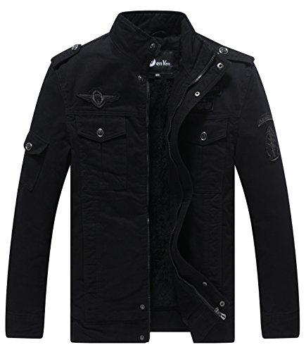 Military Style Jacket - 3