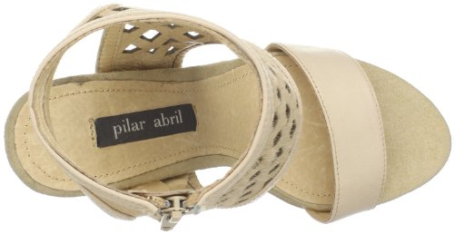 Abril tr Pilar Mode c1 Beige Femme Sandales 08757 35 Cinzia SdB6nqwBU