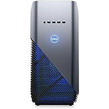 Dell Inspiron Gaming Desktop 5680 - Intel Core i7-8700 - 16GB Memory - 128GB SSD+2TB SATA HDD - NVIDIA GTX 1060, Recon Blue - i5675-7813BLU-PUS (Certified Refurbished)
