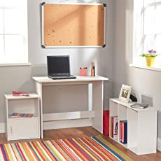 target marketing systems 3 piece soho study set with 1 writing desk 3 home office desks sets i52 desks
